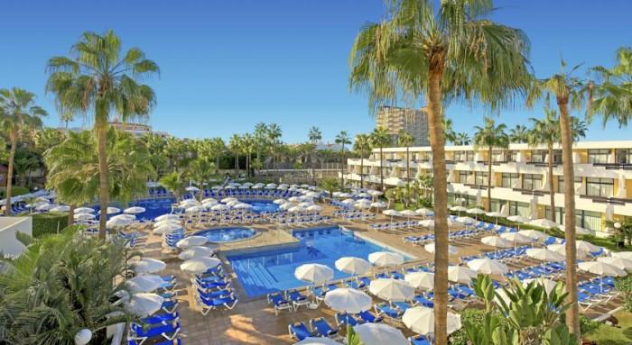 Hotel Iberostar Las Dalias, en Tenerife