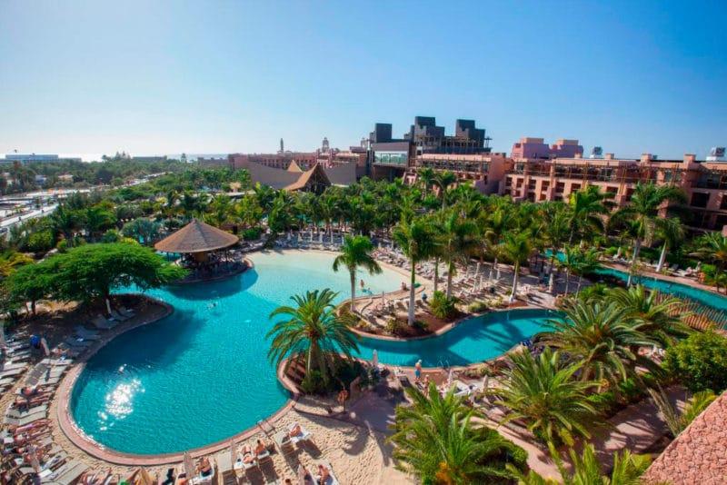 Hotel Lopesan Baobab Resort, en Meloneras - Gran Canaria