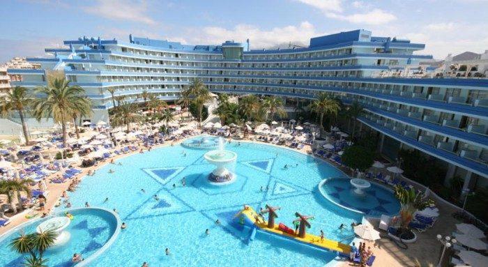 Hotel Mediterranean Palace, en Tenerife