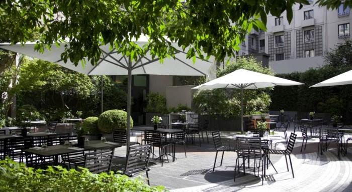 Hotel Novotel París les Halles