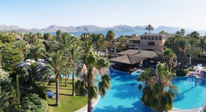 Hoteles Mallorca niños