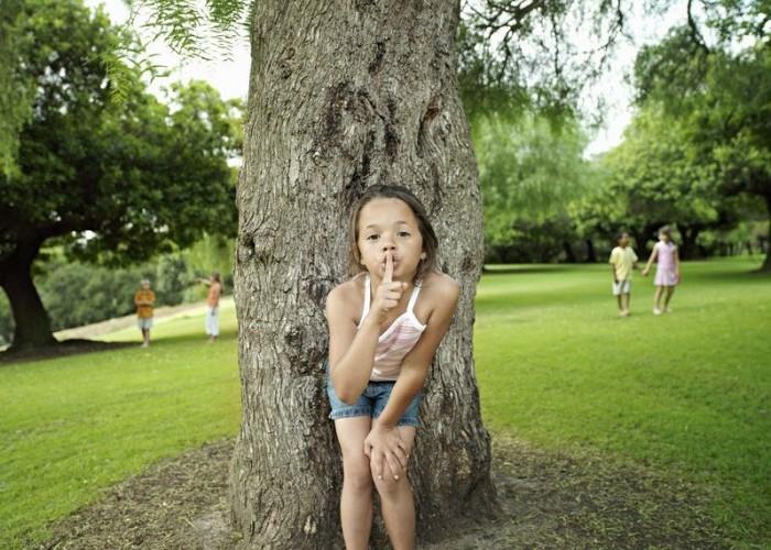 Juegos infantiles al aire libre