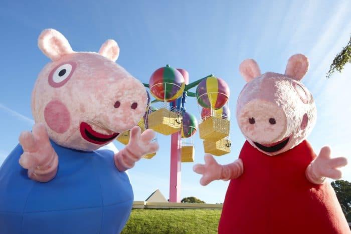 Parque de Peppa Pig