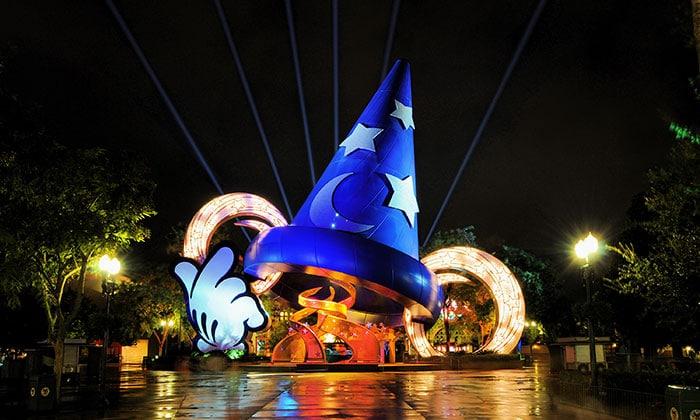 Parque de atracciones Disney's Hollywood Studios, en Orlando, Florida