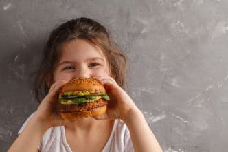 Recetas vegetarianas y veganas para niños