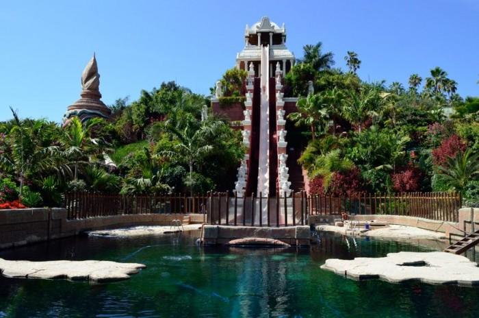 Siam Park Tenerife con niños