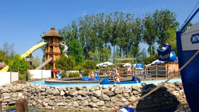 Tour del Paddler, Parque de atracciones Europa Park