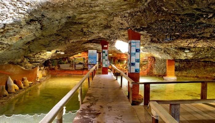 Aquarium Cap Blanc Ibiza