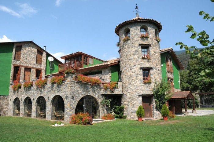 Casa rural La Borda de Ritort, en Sort, Lleida
