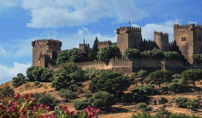Castillo de Almodóvar del Río, en Almodóvar del Río, Córdoba