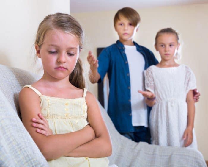 celos entre hermanos pequeños