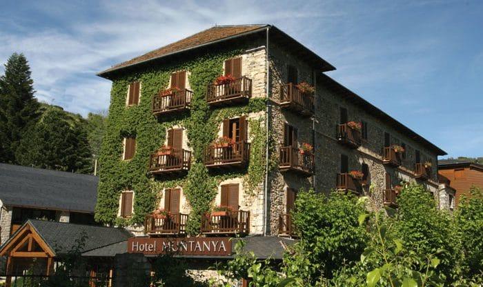 Escapada rural Hotel Muntanya & Spa (Cerdanya Resort) en Prullans de Cerdanya (Cataluña)