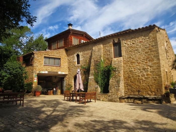 Escapada rural Mas Fuselles, en Cornellá de Terri, Girona (Cataluña)