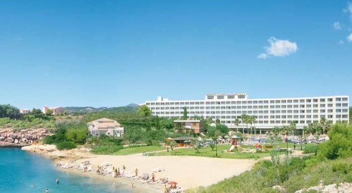 Hotel Ametlla Mar, en L'Ametlla de Mar, Tarragona