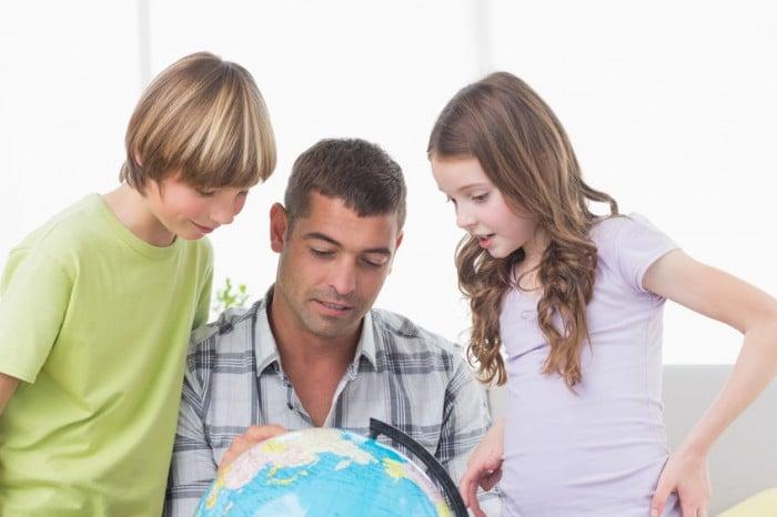 Los mejores países para emigrar con niños