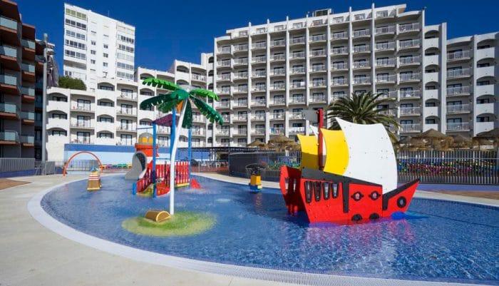 Medplaya Hotel Bali, en Benalmádena, Málaga