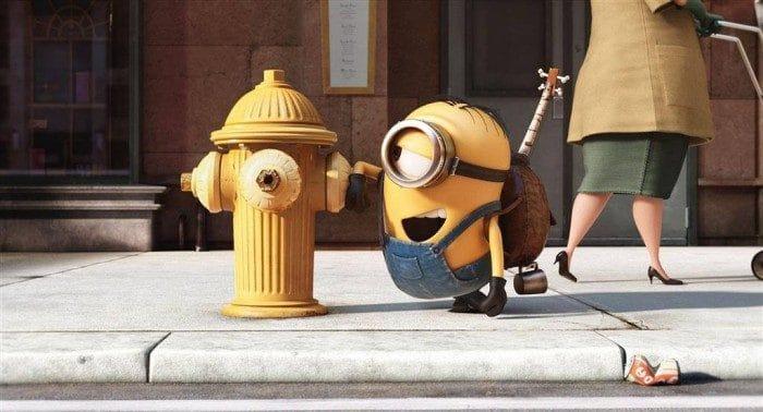 Mejores películas infantiles 2015