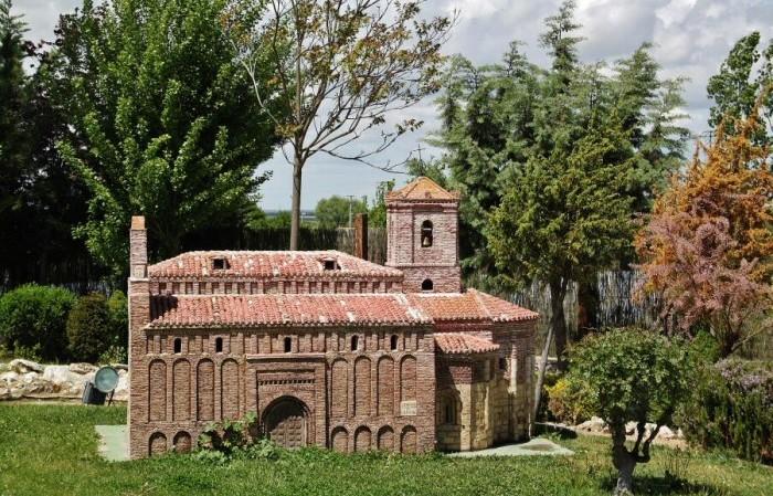 Parque temático del Mudéjar, en Olmedo, Valladolid