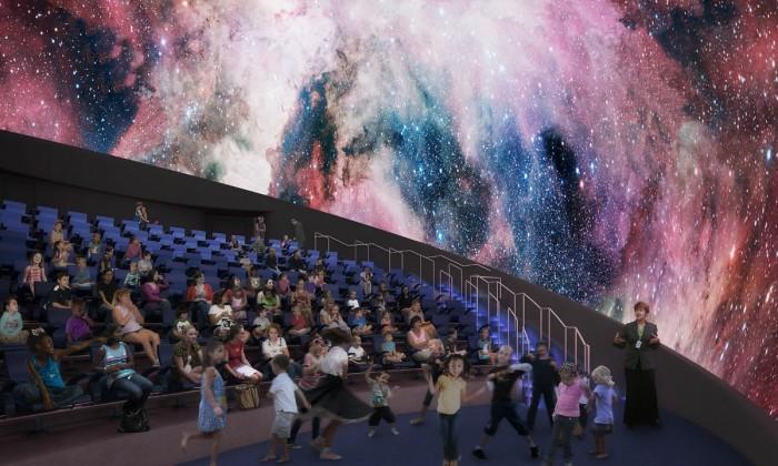 Planetario de Tránsito Espacial en Miami