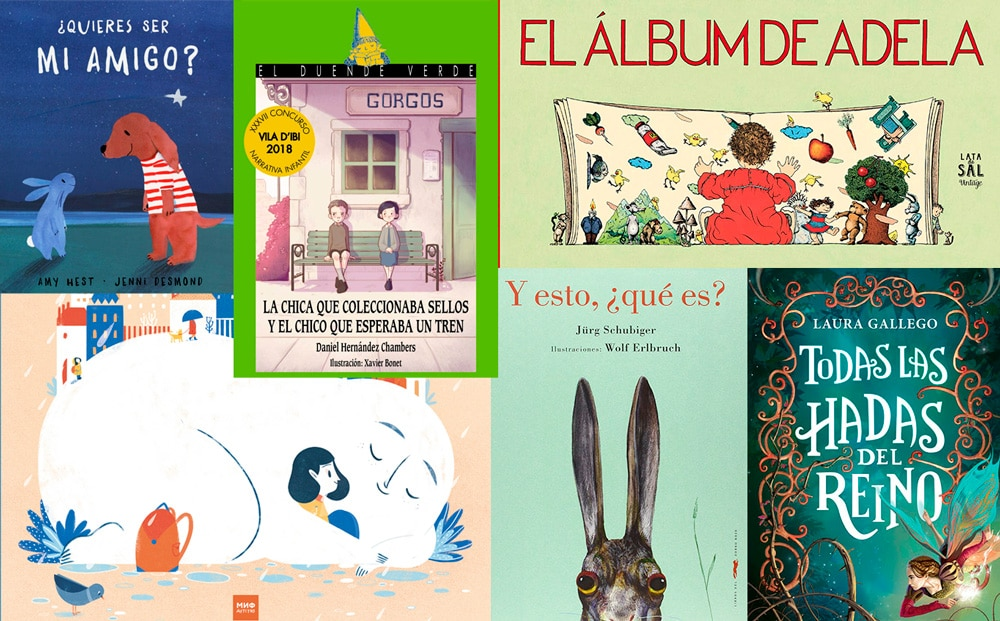 Los mejores libros infantiles para 2020