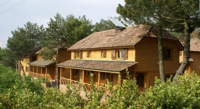 Hoteles rurales en catalu a para ir con ni os etapa infantil - Casas rurales ecologicas ...