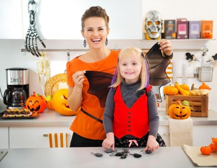 ¿Cómo escoger un disfraz de Halloween seguro?