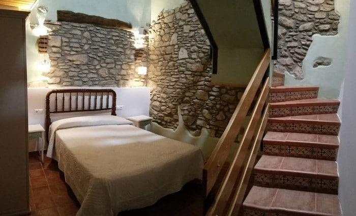 Casa rural El Francés (Habitación) en Huesca
