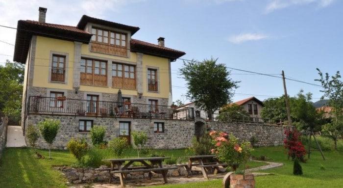 Casa rural Balcón Picos de Europa en Asturias