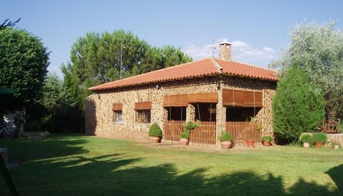 Casa rural Los Jabones, en El Robledo, Ciudad Real