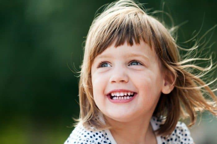 Potenciar la felicidad en los niños