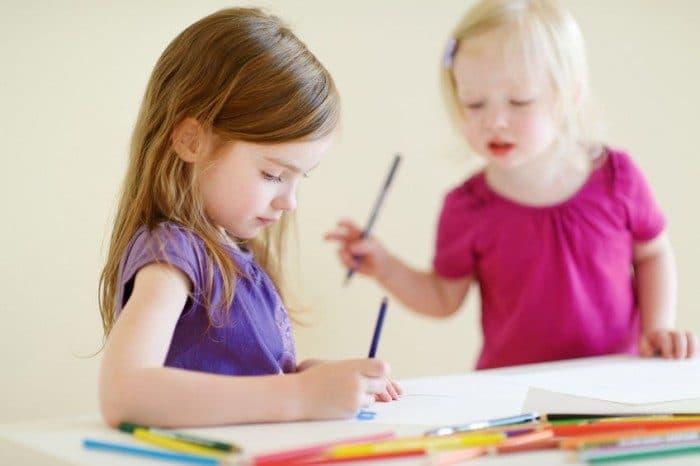 Dibujos infantiles para imprimir y colorear