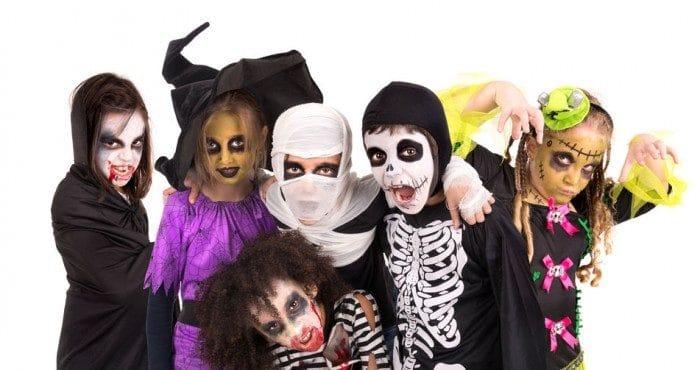 Disfraces Caseros Para Los Niños En Halloween Etapa Infantil