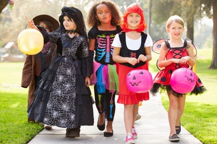 Escoger disfraz Halloween