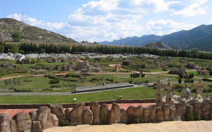 Excursión Pirineo en miniatura (Pirenarium), en Sabiñánigo, Huesca