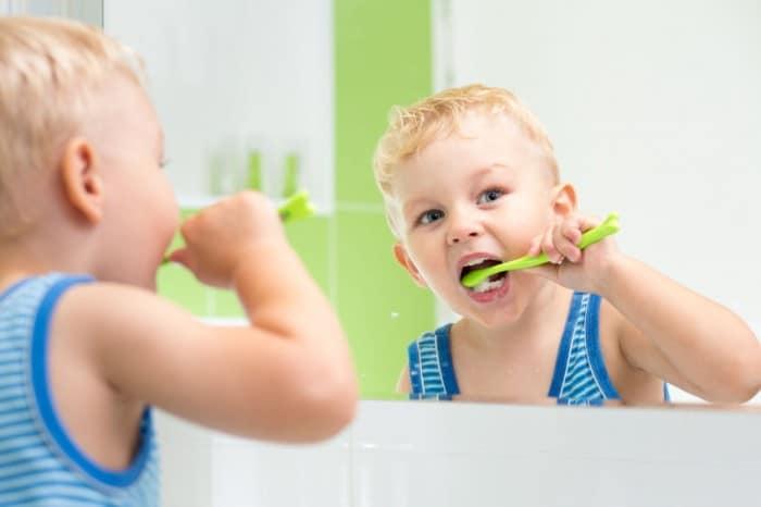 Los Hábitos De Higiene Que No Deben Olvidar Los Niños