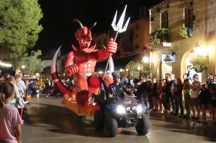 Halloween Parade, Halloween en PortAventura