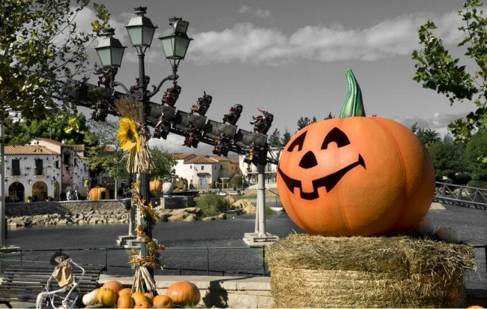 Halloween en PortAventura World