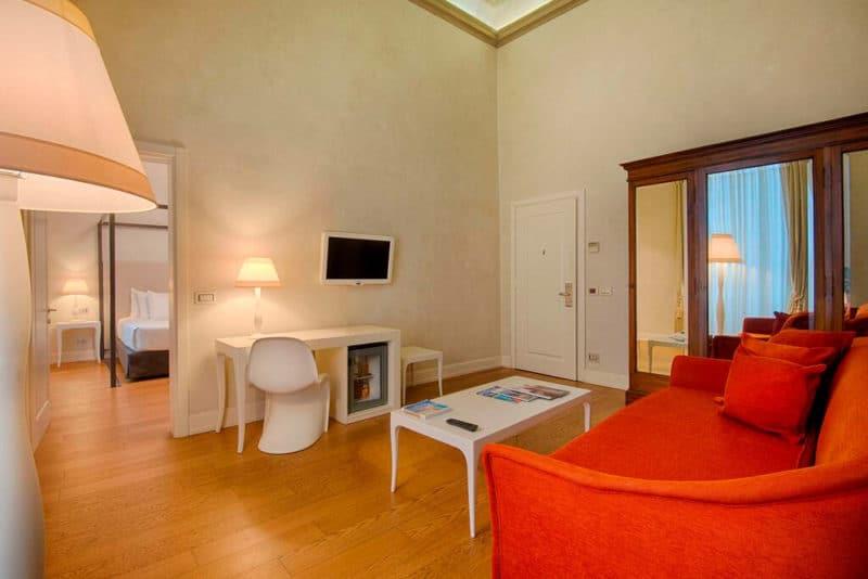 Hotel NH Collection Firenze Porta Rossa, en Florencia, Toscana, Italia