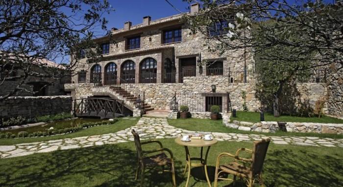 Hotel Rural Los Ánades en Abánades, Guadalajara