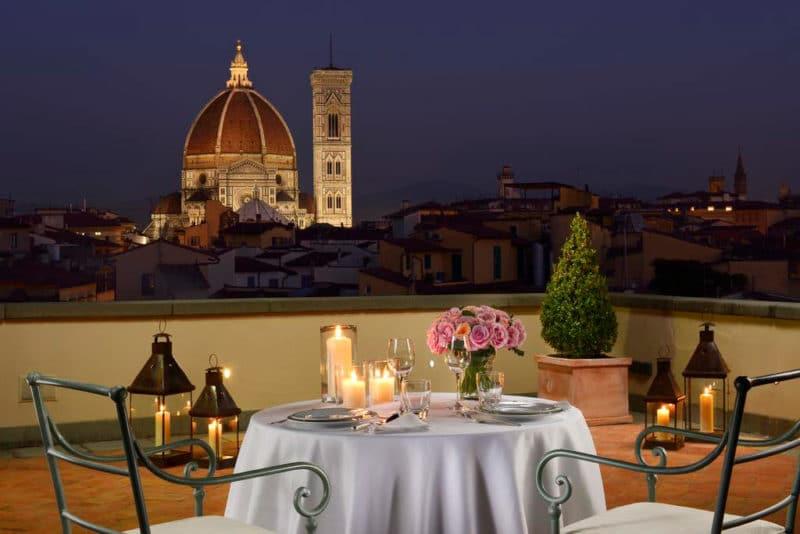 Hotel Santa María Novella, en Florencia, Toscana, Italia