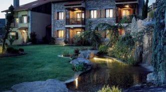 Hotel rural El Milano Real, en Hoyos del Espino, Ávila