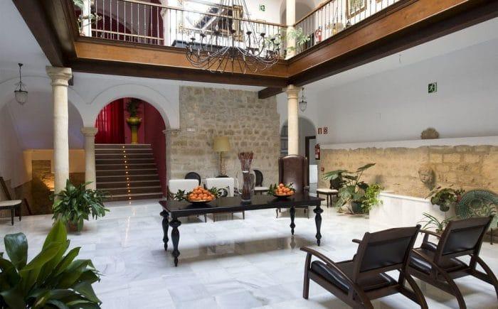 Hotel rural Las Casas del Cónsul, en Úbeda, Jaén