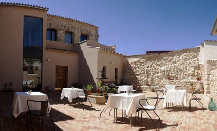 Hotel rural Torre Maestre, en Villar del Maestre, Cuenca