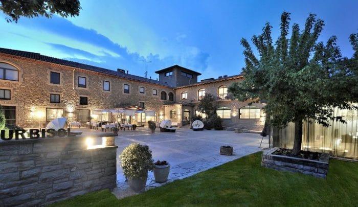 Hotel rural Urbisol, en Calders, Barcelona