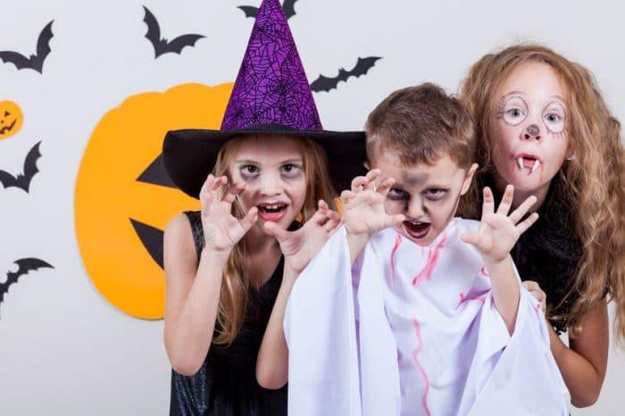 Ideas celebrar Halloween niños