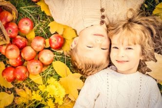 Manualidades de otoño infantil