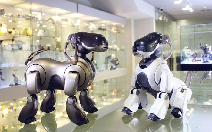 Museo del Robot en Madrid