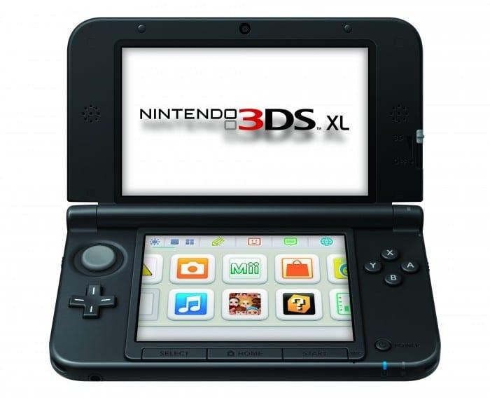 Videoconsola Nintendo 3DS XL