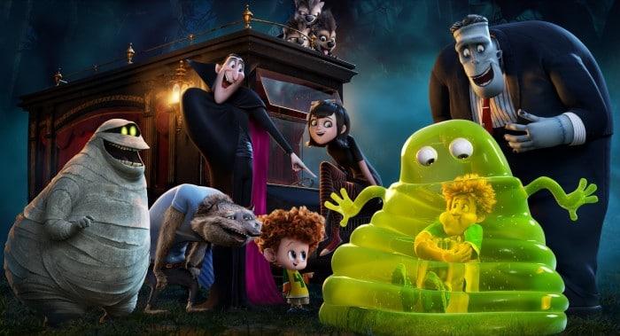 Películas para ver con niños en Halloween