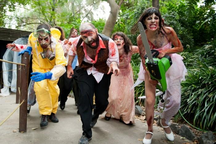 Selva del Miedo, Halloween en PortAventura